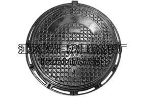 常州铸铁井盖安装知识点分享